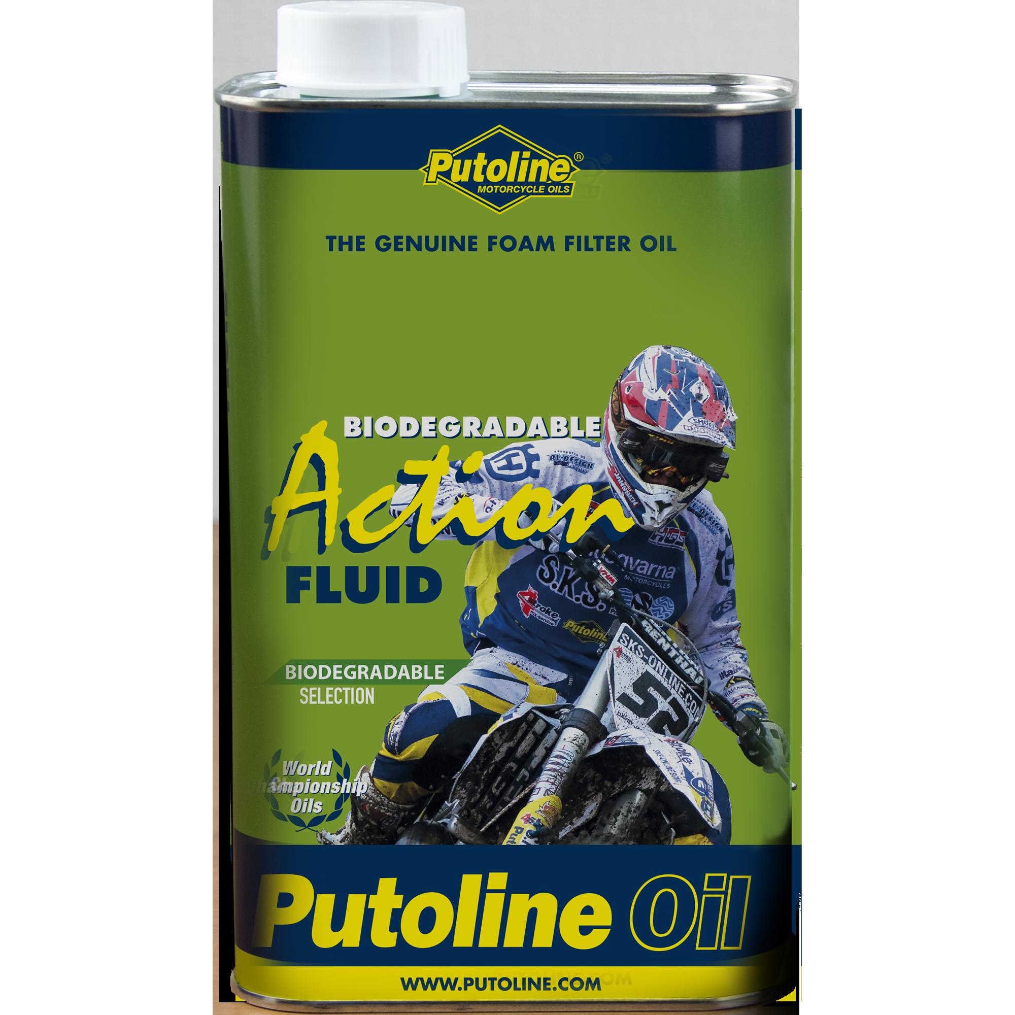 Putoline Action Fluid Bio 1L