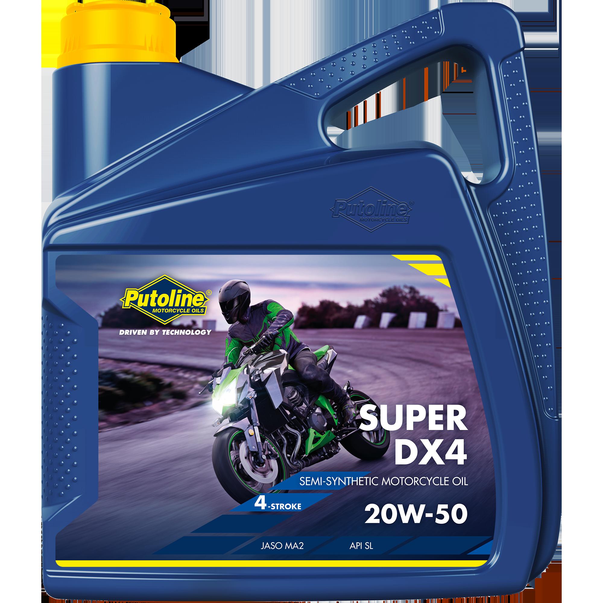 Putoline Motoröl Super DX4 20W-50 4L