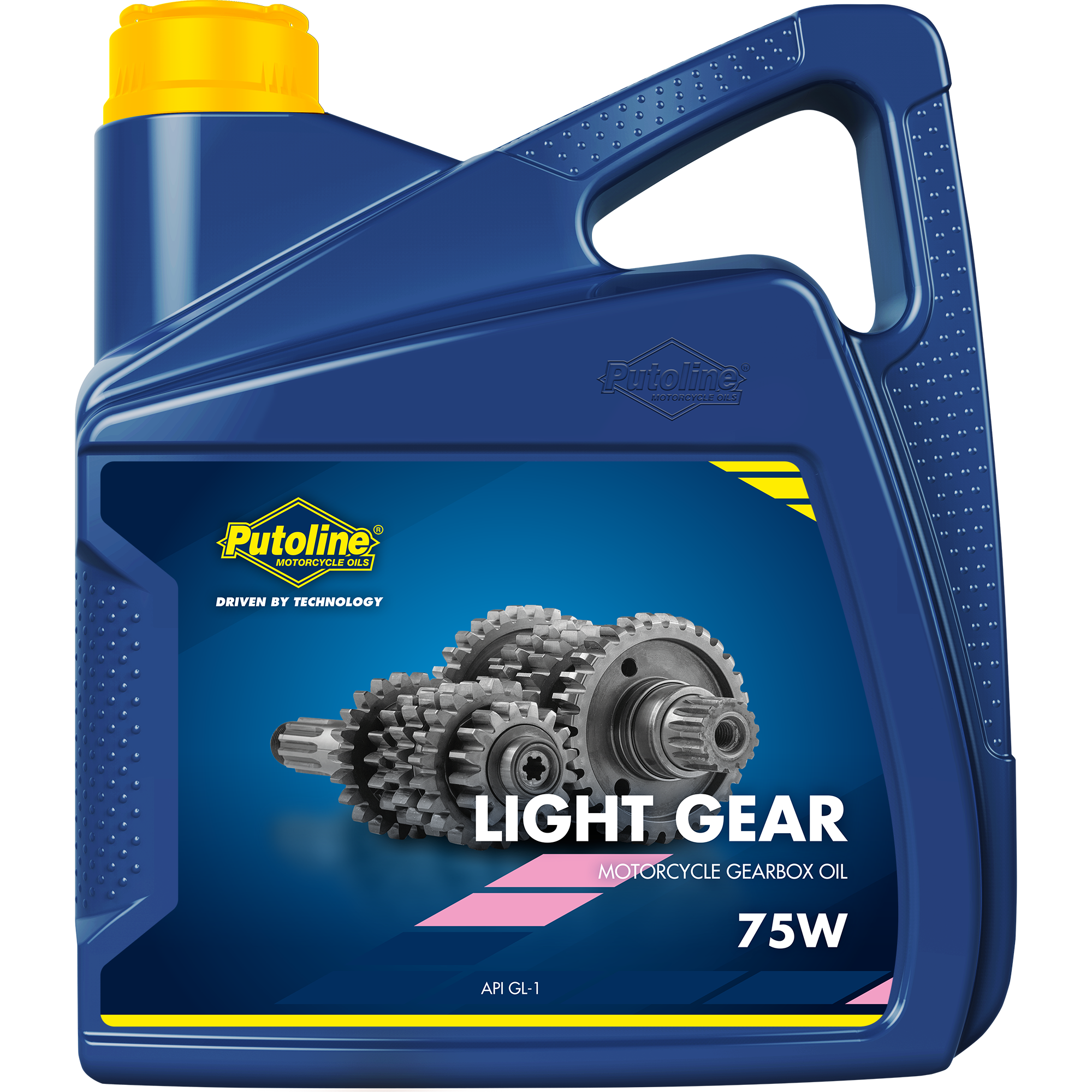 Putoline Getriebeöl Gear Light SAE 75W 4L