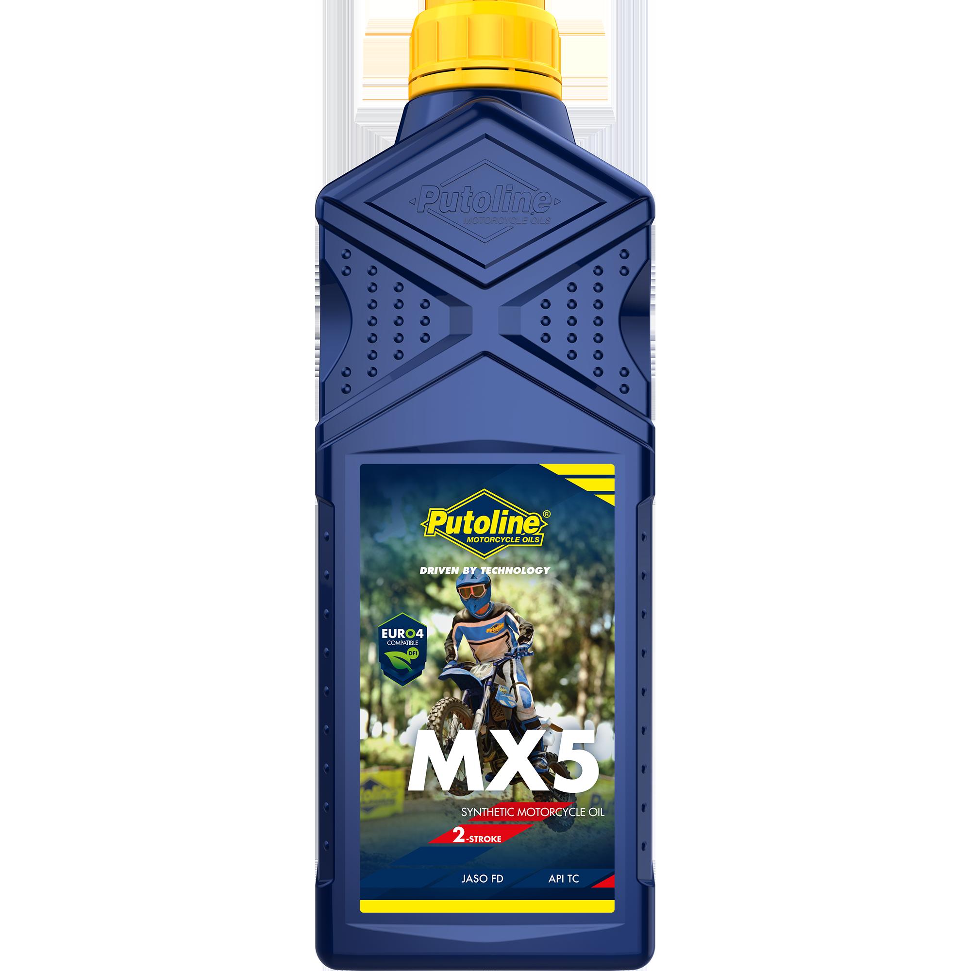Putoline Motoröl MX5 1L
