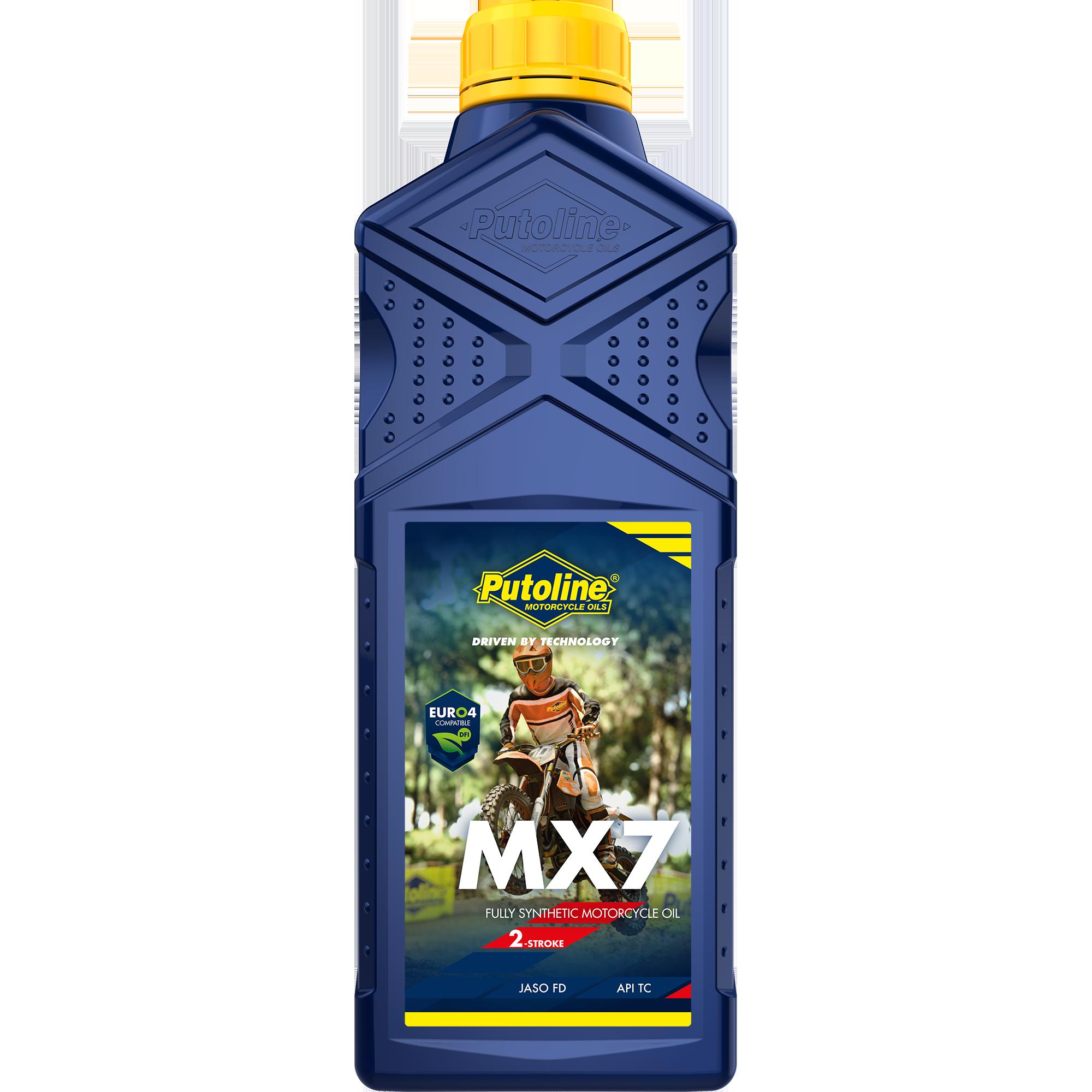 Putoline Motoröl MX7 1L