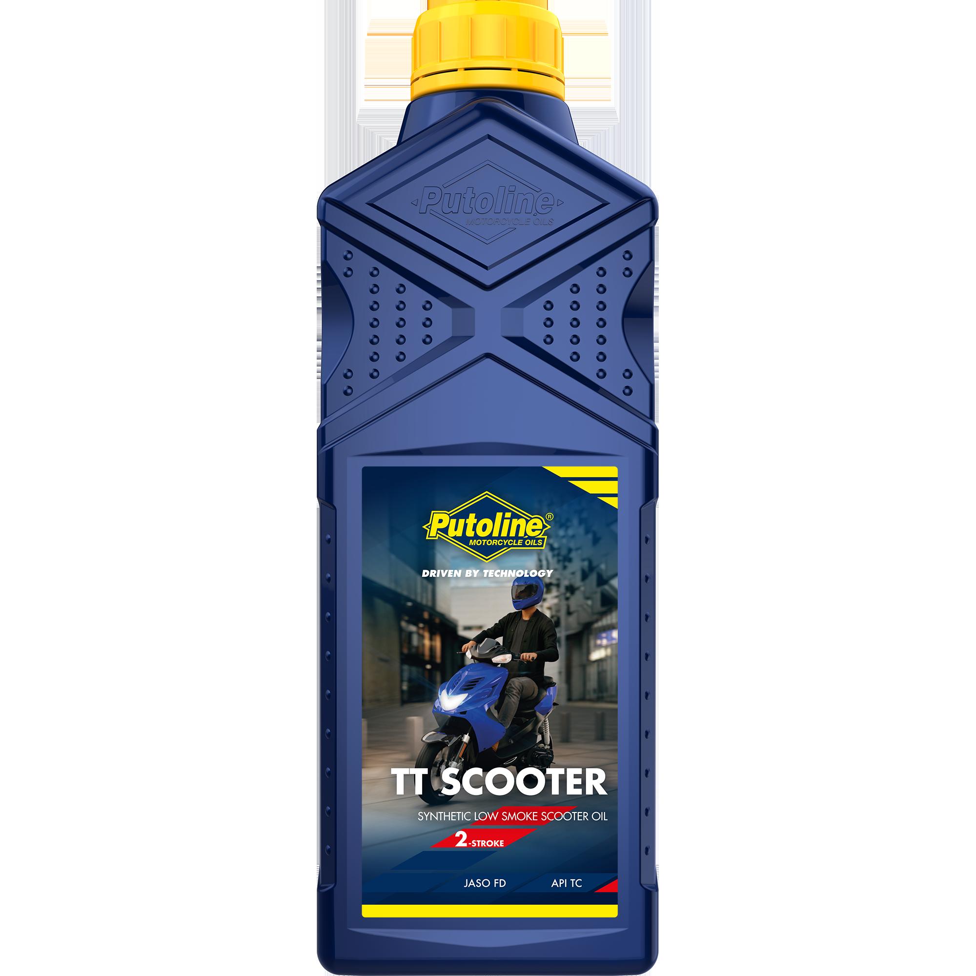 Putoline Motoröl TT Scooter 1L