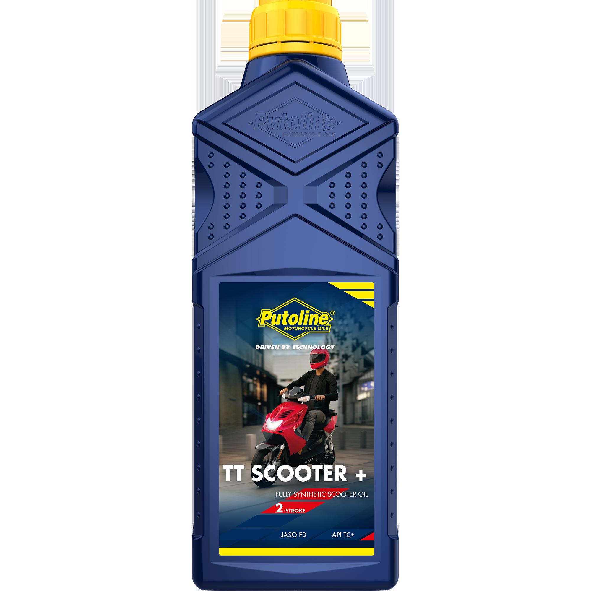 Putoline Motoröl TT Scooter+ 1L