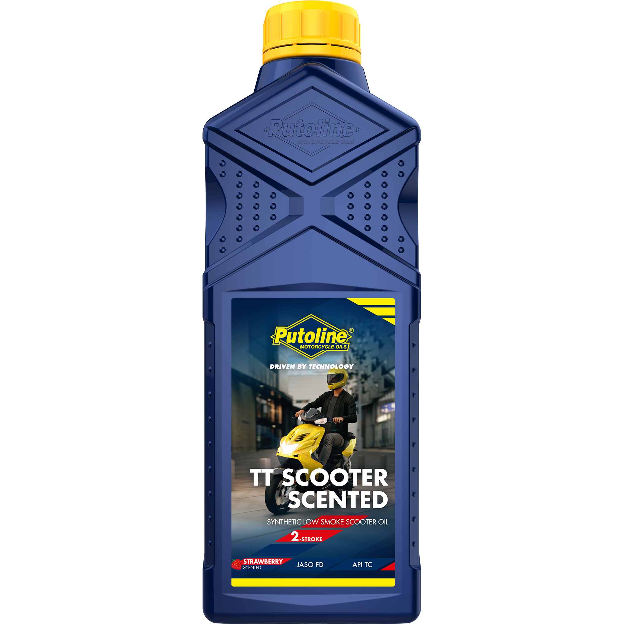 Putoline Motoröl TT Scooter Scented 1L