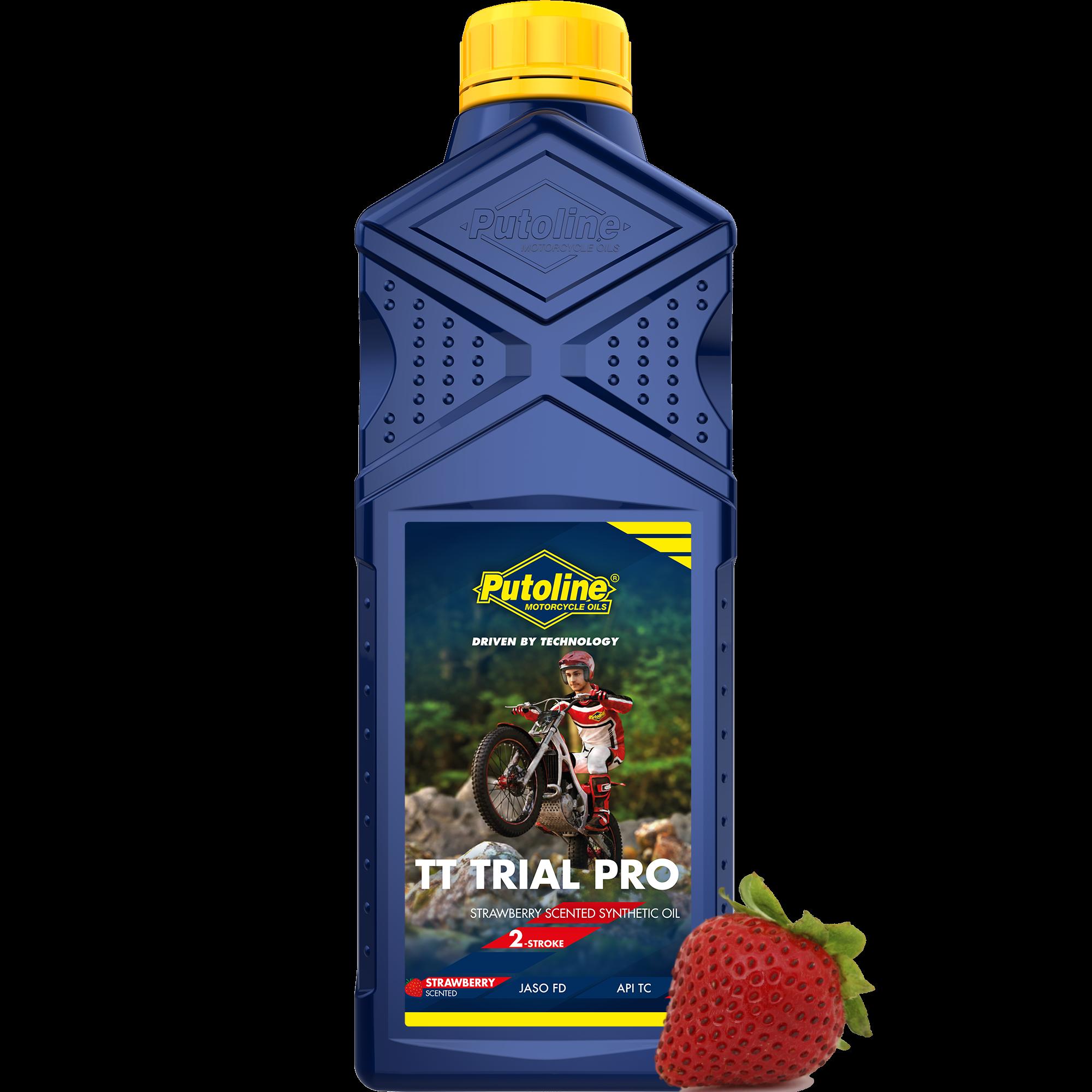 Putoline Motoröl TT Trial Pro Scented 1L