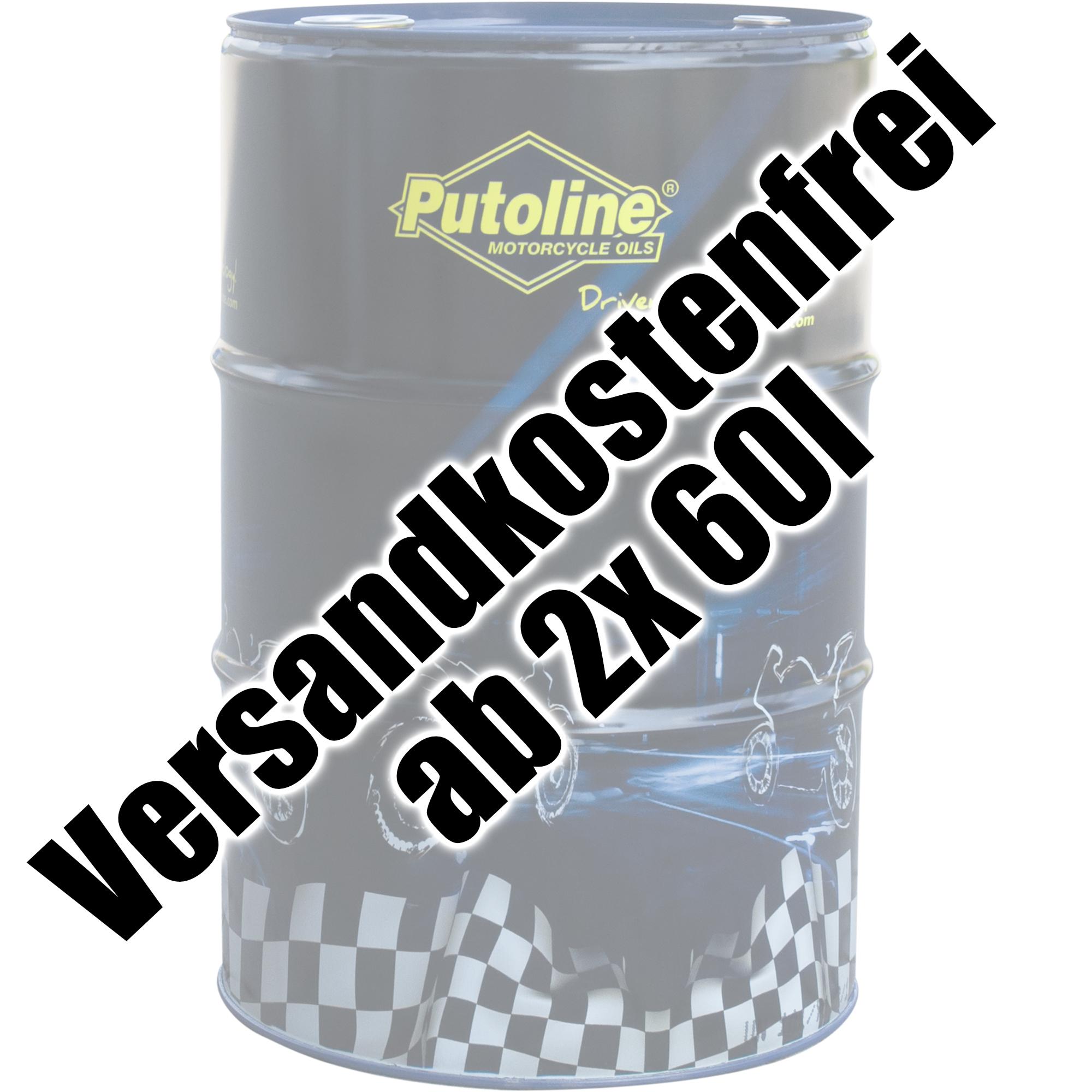 Putoline Motoröl Scooter 4T 5W-40 60L