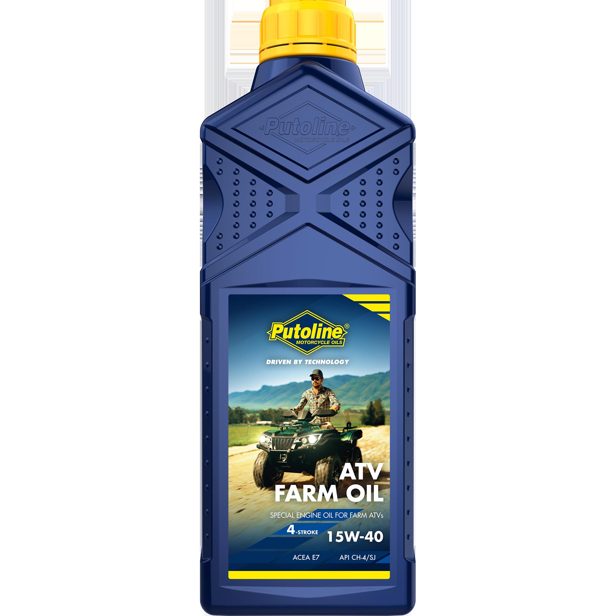 Putoline Motoröl ATV Farm Oil 15W-40 1L