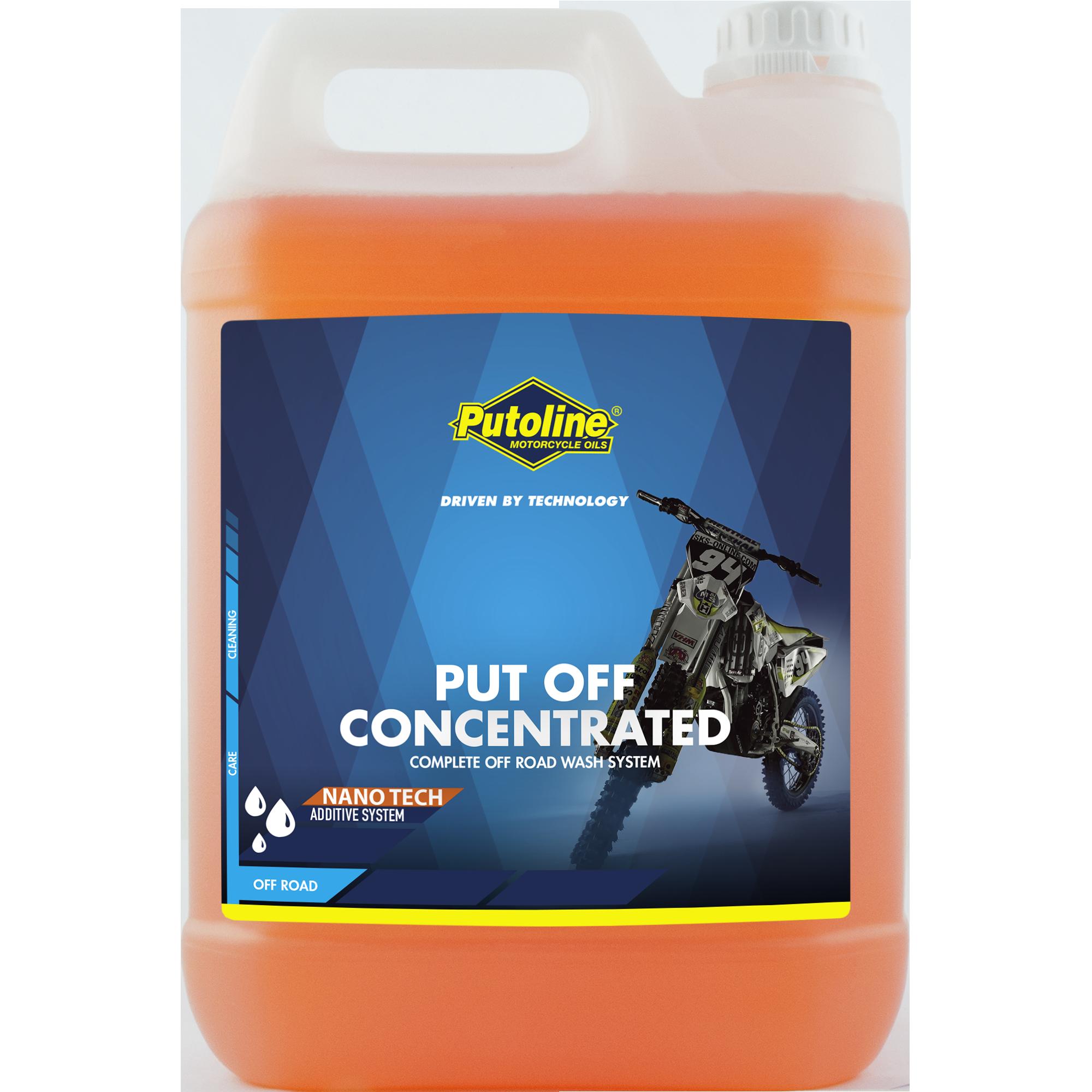 Putoline Put Off Concentrated 5L