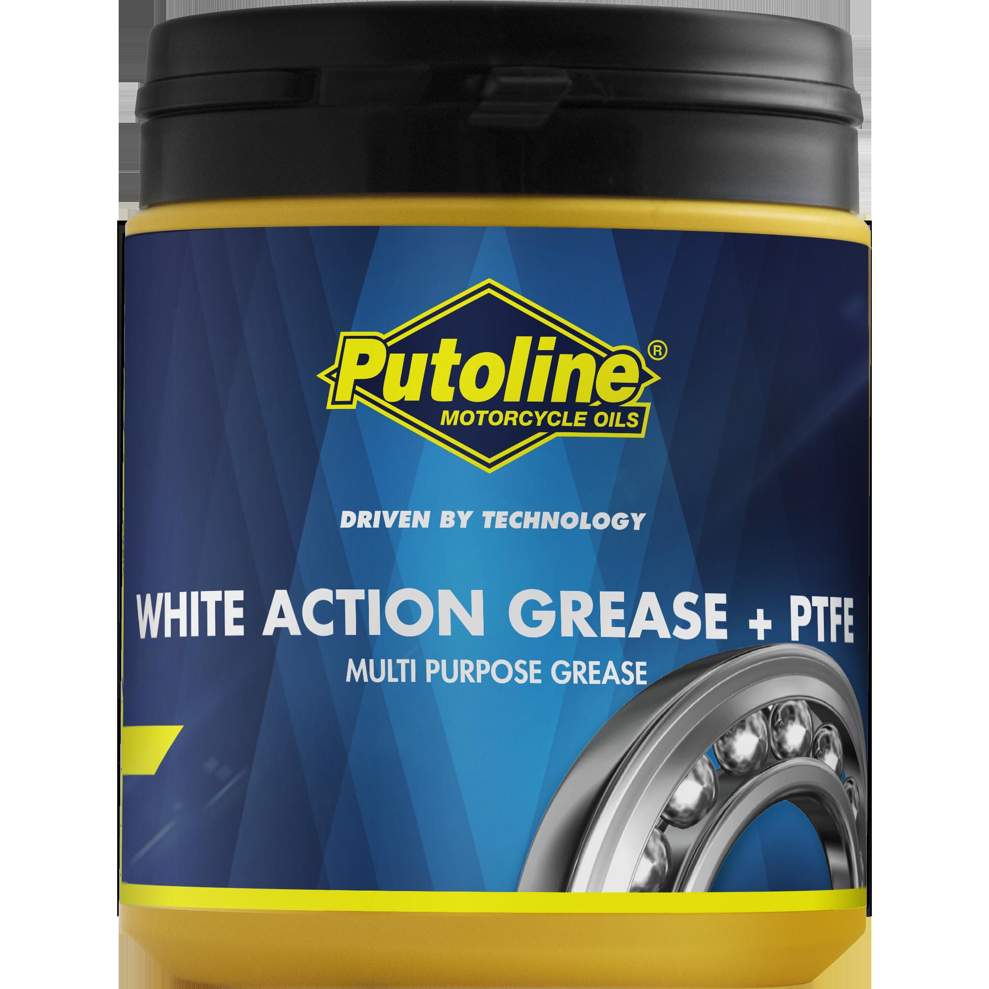 Putoline White Action Grease 600g