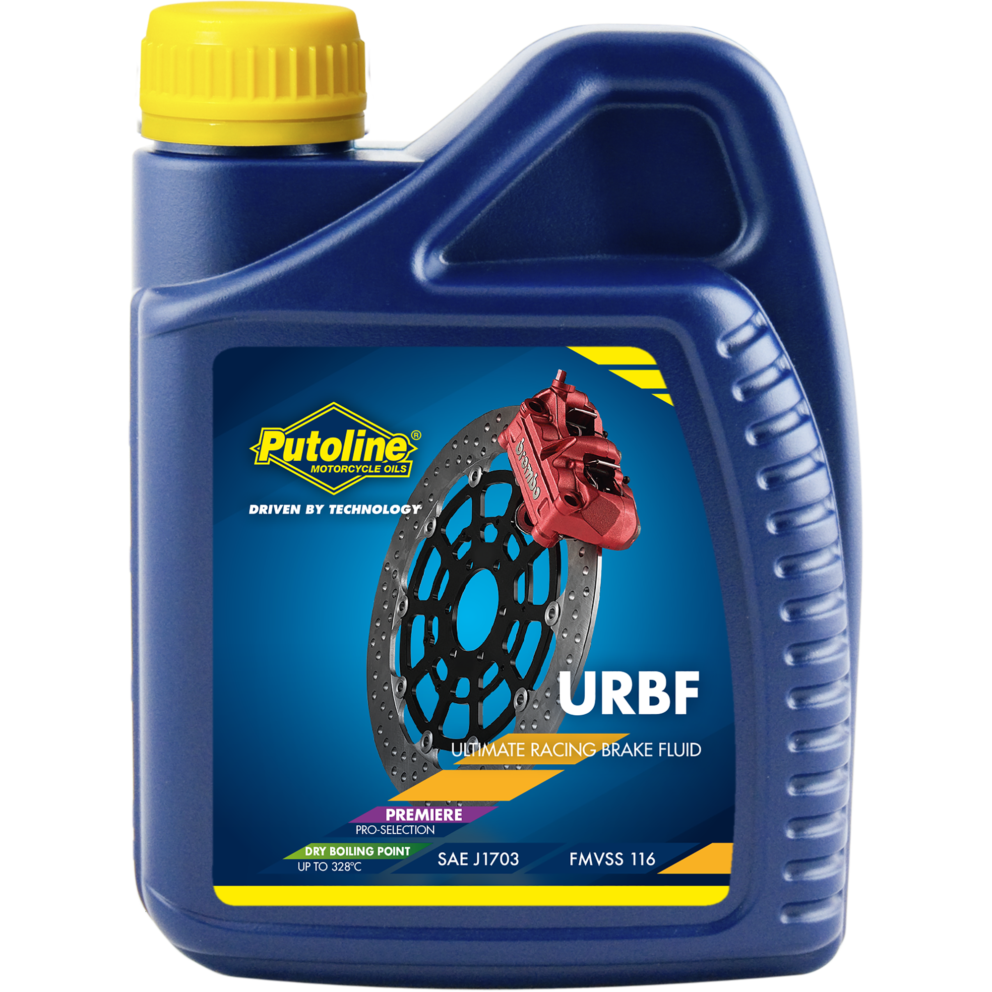 Putoline Ultimate Racing Brake Fluid DOT-4 500ml