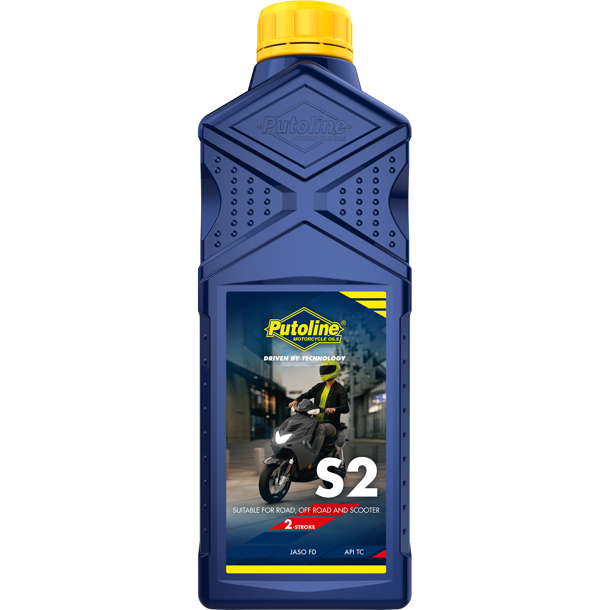 Putoline Motoröl S2 1L