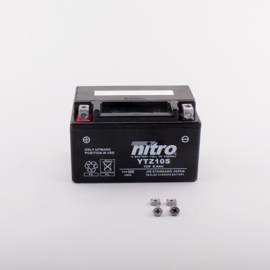 Batterie NITRO NTZ10S SLA (WC) Gel