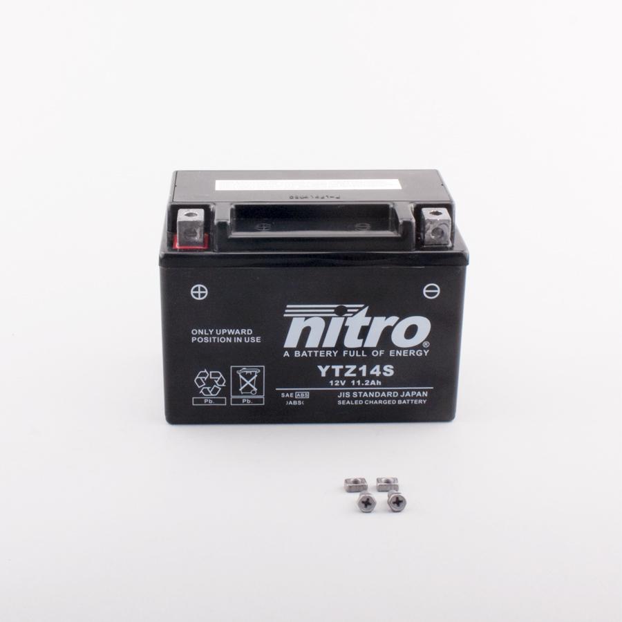 Batterie NITRO NTZ14S SLA (WC) Gel