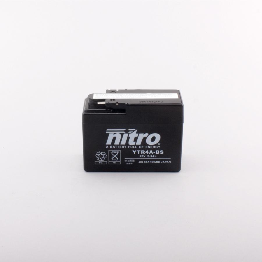 Batterie NITRO NTR4A-BS (CP) mit Säurepack