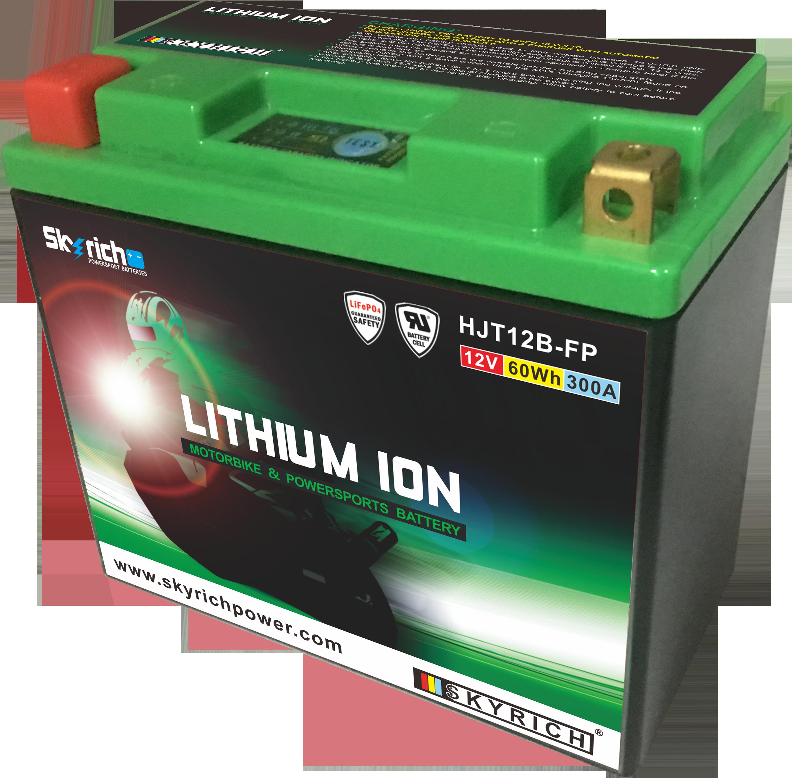 Batterie SKYRICH HJT12B-FP