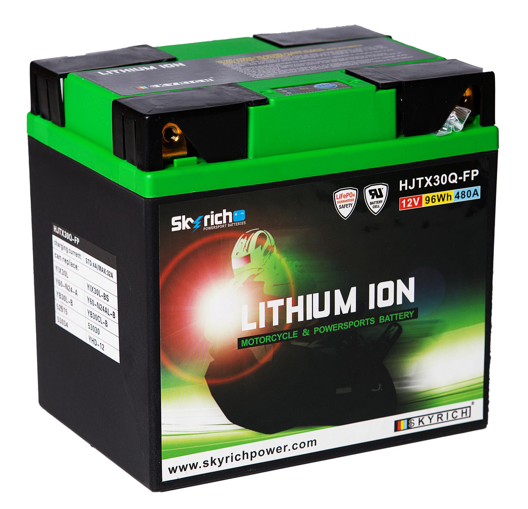 Batterie SKYRICH HJTX30Q-FP