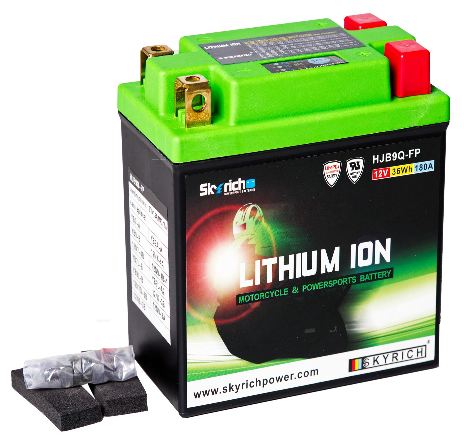Batterie SKYRICH HJB9Q-FP [134x75x133]