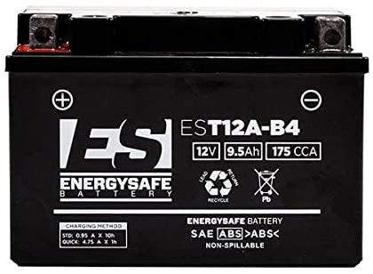 Batterie ENERGYSAFE EST12A-B4 (WC) AGM / Gel