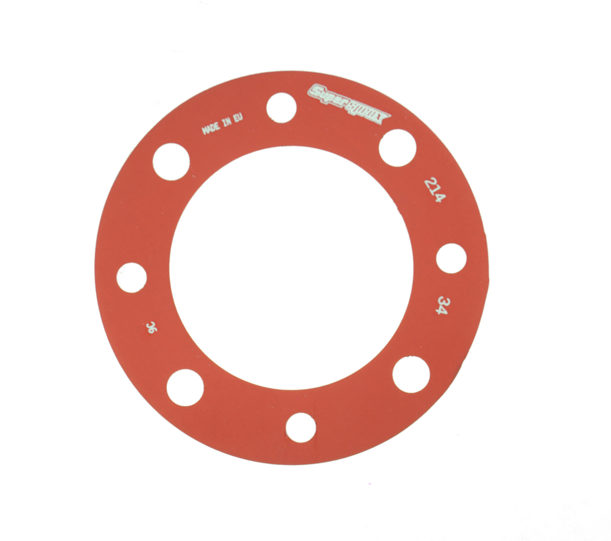 Edge-Disc Supersprox 420 - 34Z (rot)