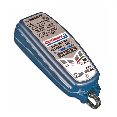 Batterieladegerät OptiMATE 3