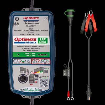 Batterieladegerät OptiMATE Lithium LFP Select