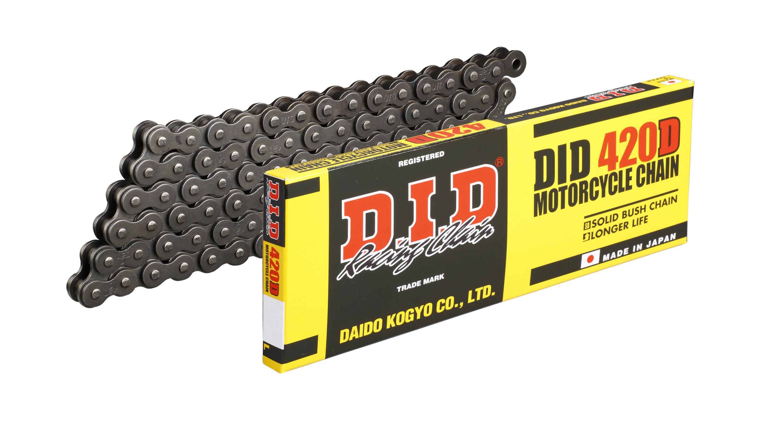 Rollenkette DID420D / 4800 Glieder