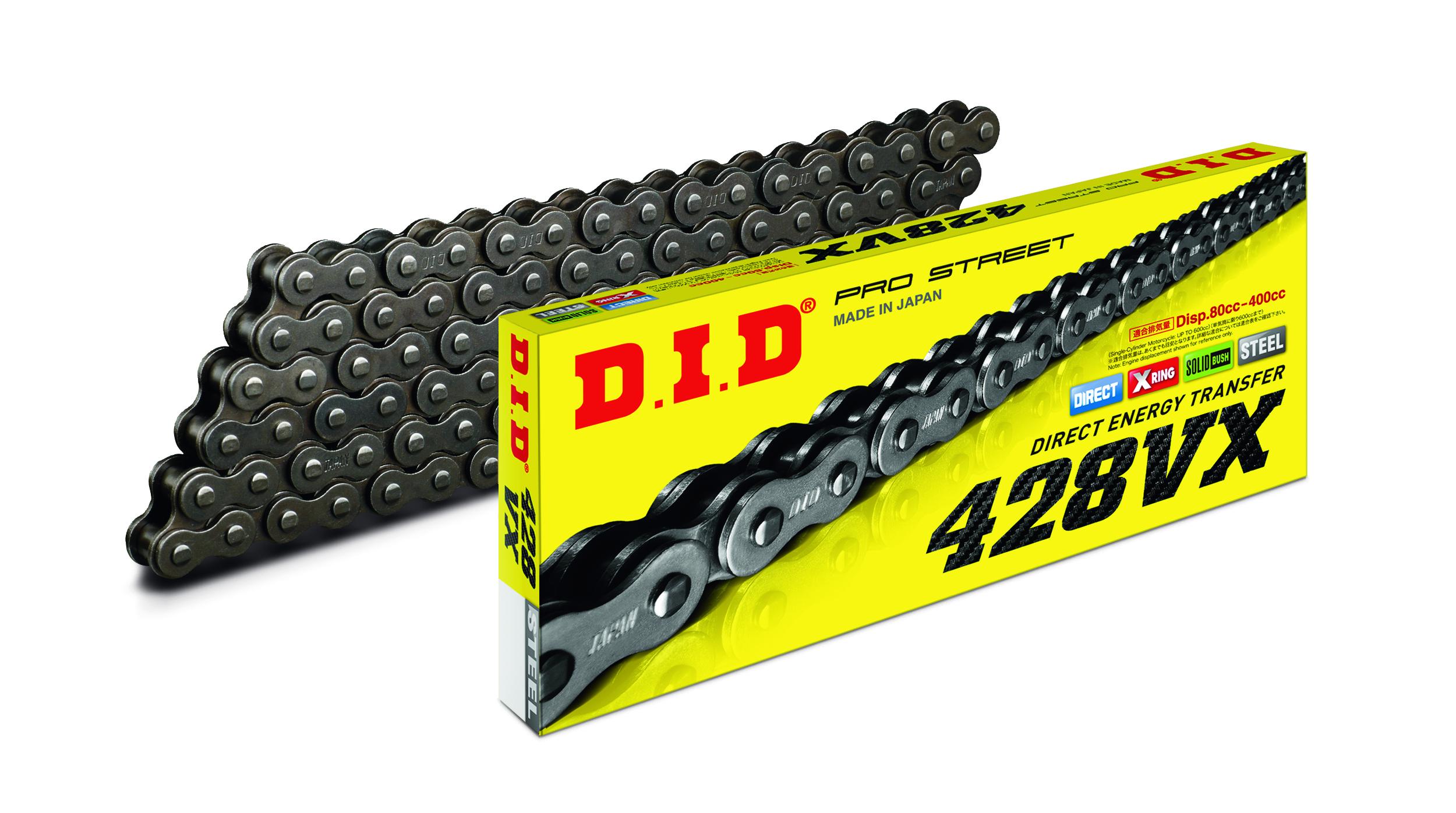X-Ringkette DID428VX/64C
