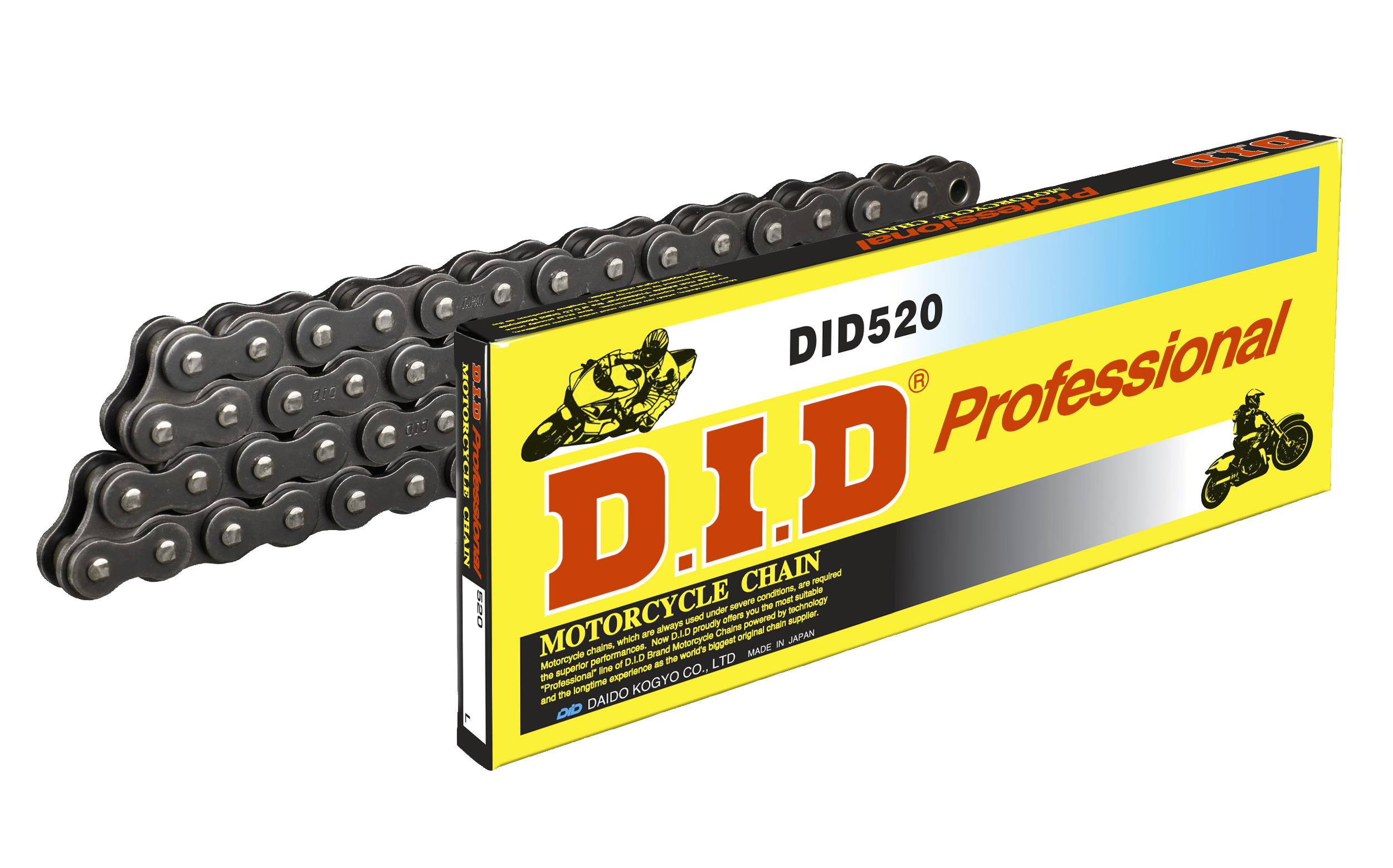 Rollenkette DID520/84C