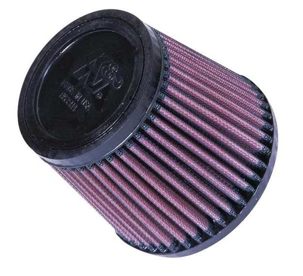 Precharger K&N AC-4096PK (schwarz)