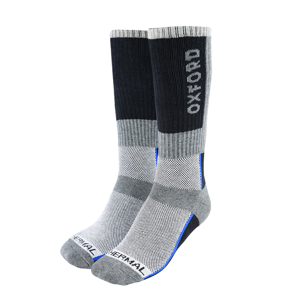 Thermal Socken lang Größe 44-48 (UK 10-14)