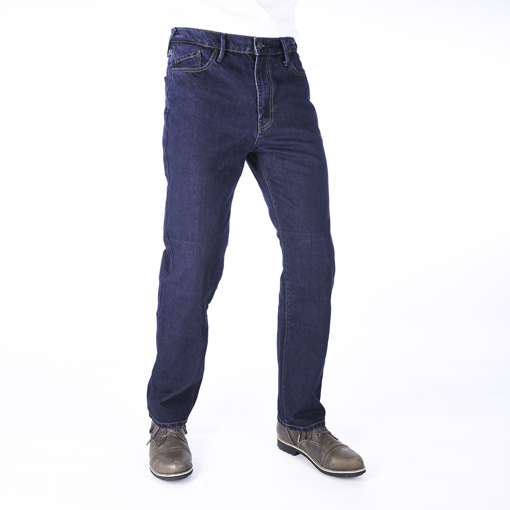 Jeans Straight Fit Rinse lang 36
