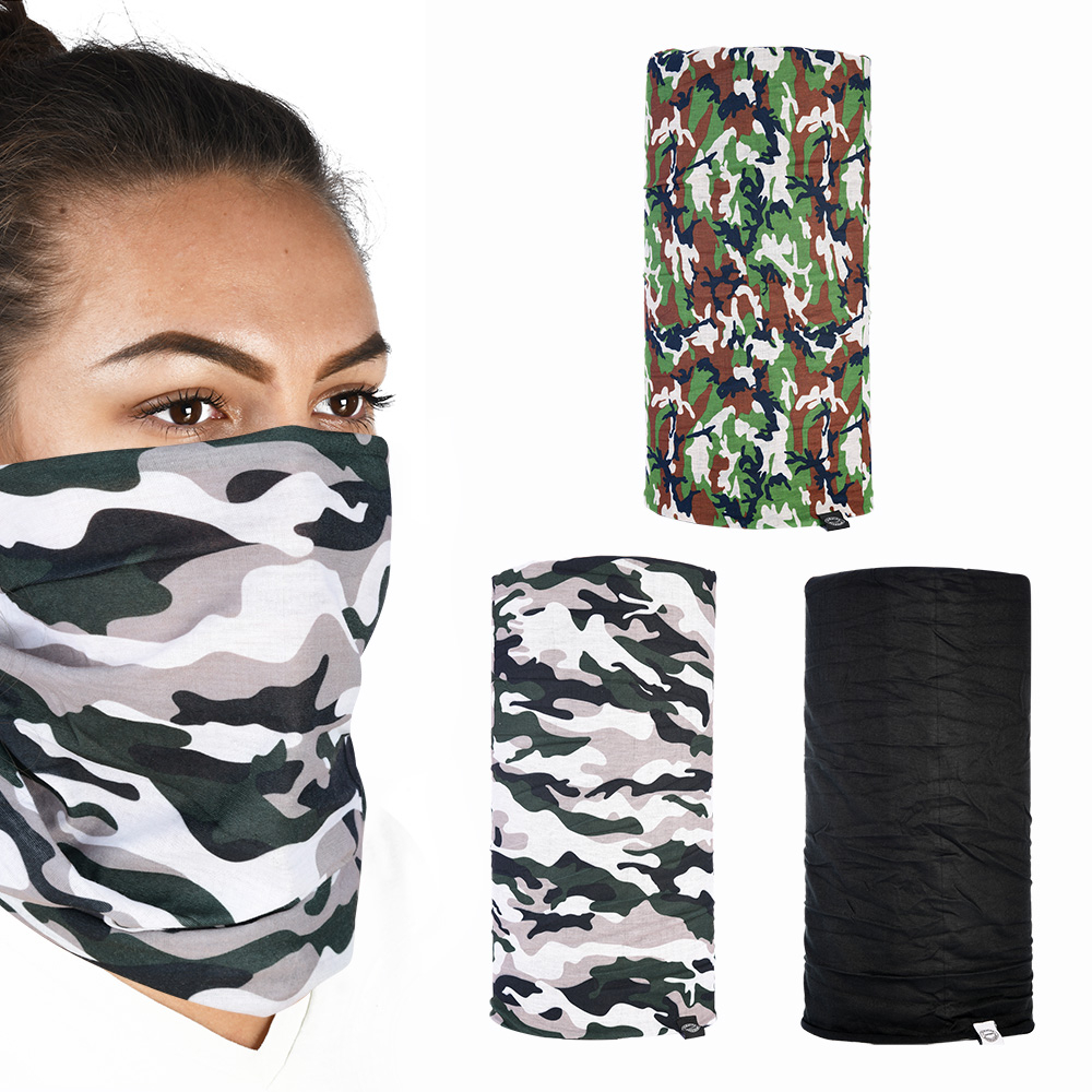Multituch Camo 3 Pack