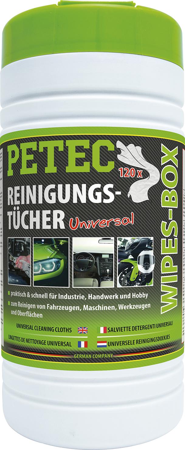 Reinigungstücher Wipes-Box (120 Stk.)